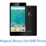 Download Magnus Bravo Z25 USB Driver
