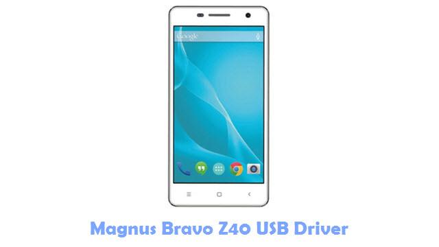 Download Magnus Bravo Z40 USB Driver