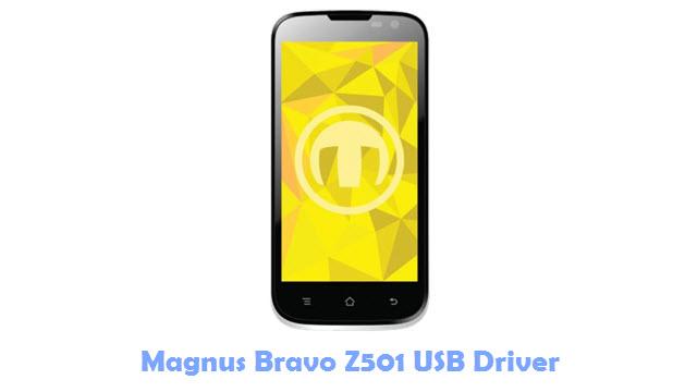 Download Magnus Bravo Z501 USB Driver