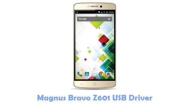 Download Magnus Bravo Z601 Firmware