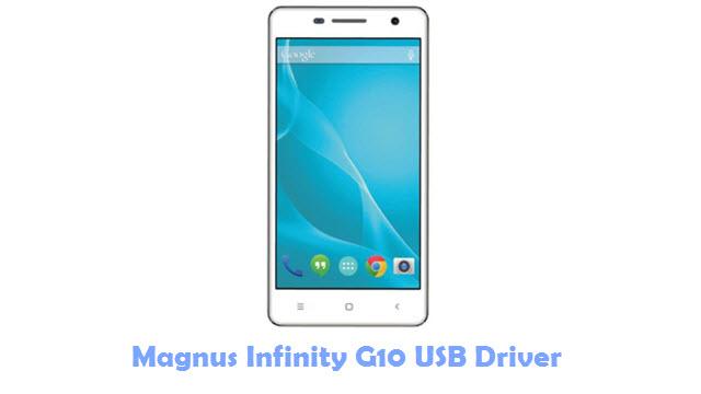 Download Magnus Infinity G10 USB Driver