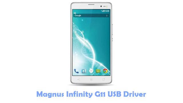 Download Magnus Infinity G11 USB Driver