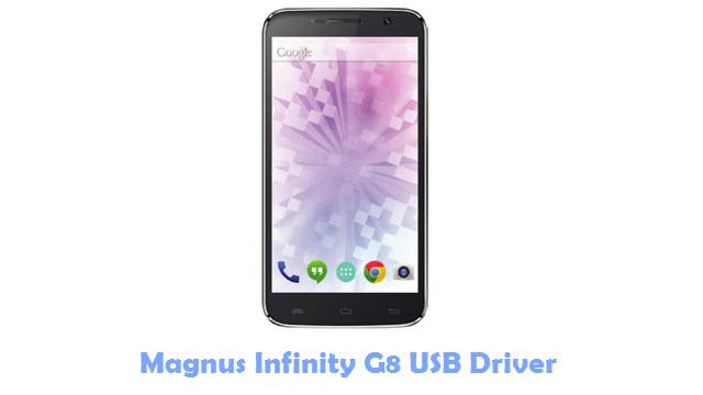 Download Magnus Infinity G8 USB Driver