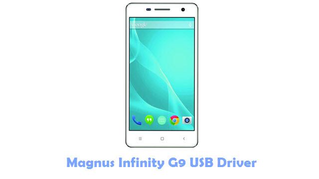 Download Magnus Infinity G9 USB Driver