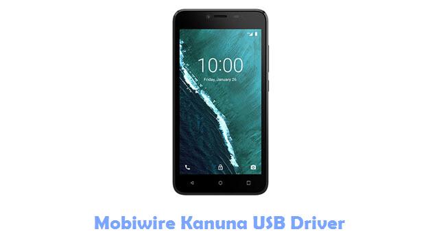 Mobiwire Kanuna USB Driver