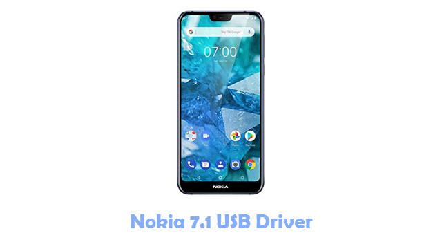 Download Nokia 7.1 USB Driver