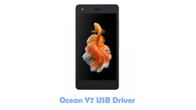 Ocean Y7 USB Driver