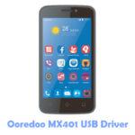 Download Ooredoo MX401 USB Driver