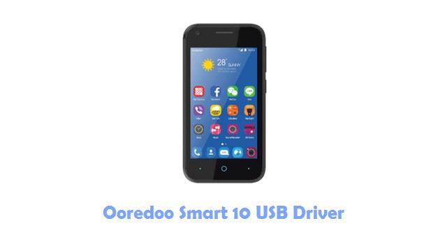 Ooredoo Smart 10 USB Driver