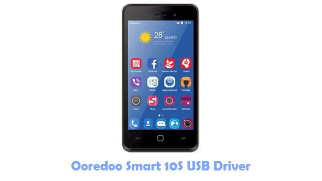 Ooredoo Smart 10S USB Driver