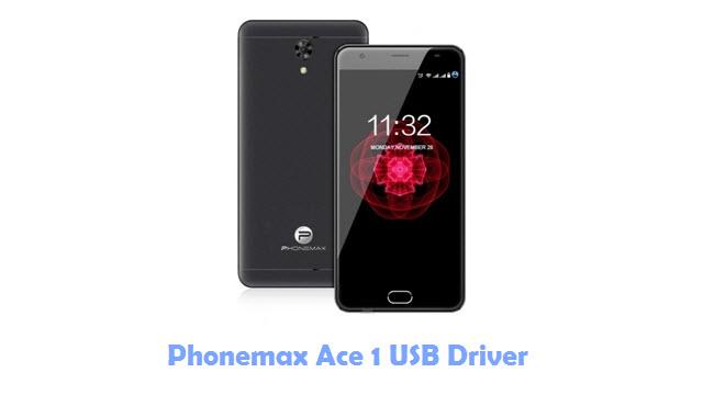 Phonemax Ace 1 USB Driver