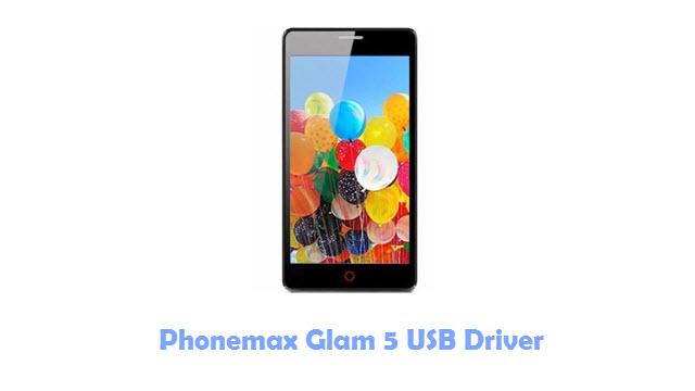 Phonemax Glam 5 USB Driver