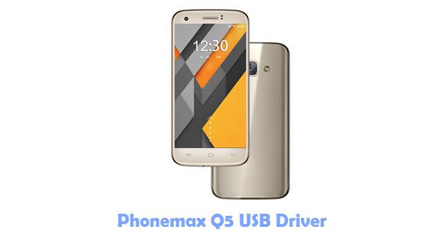 Phonemax Q5 USB Driver