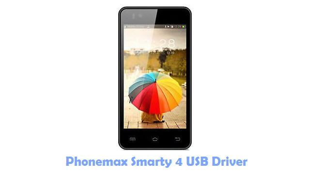 Phonemax Smarty 4 USB Driver