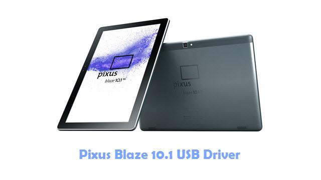 Pixus Blaze 10.1 USB Driver