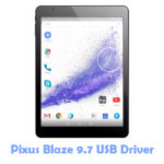 Download Pixus Blaze 9.7 USB Driver