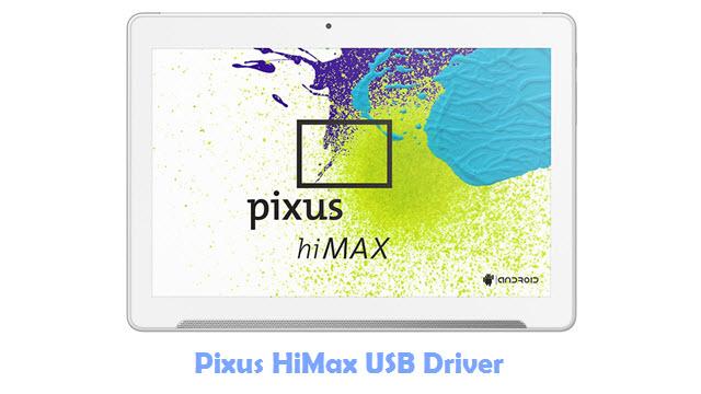 Pixus HiMax USB Driver