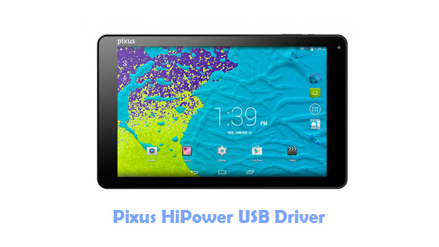 Download Pixus HiPower USB Driver