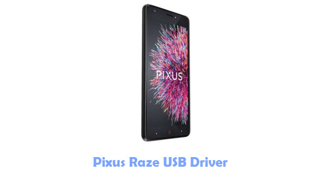 Download Pixus Raze USB Driver