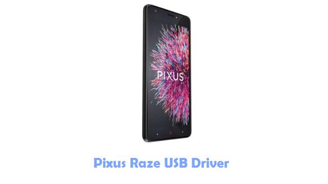 Pixus Raze USB Driver