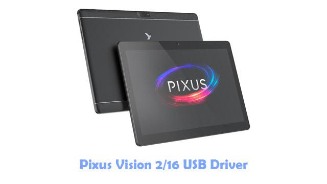 Pixus Vision 2/16 USB Driver