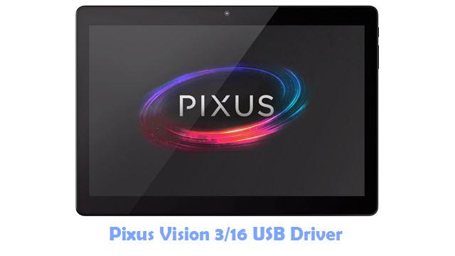 Download Pixus Vision 3.16 USB Driver