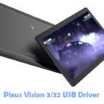 Pixus Vision 3/32 USB Driver