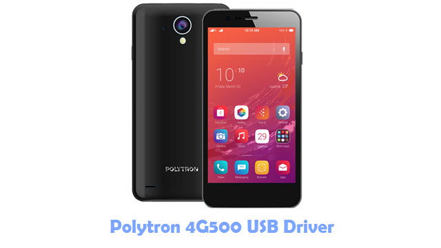 Download Polytron 4G500 USB Driver