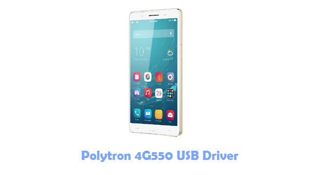 Download Polytron 4G550 USB Driver