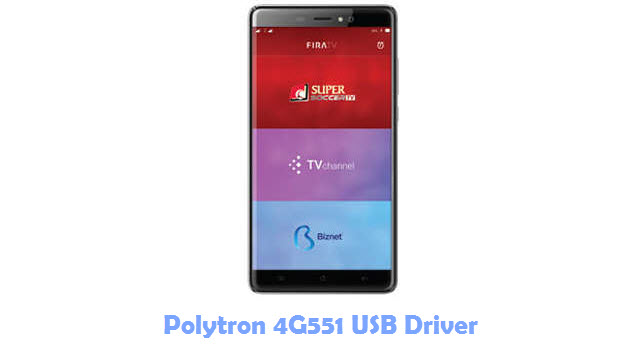 Download Polytron 4G551 USB Driver