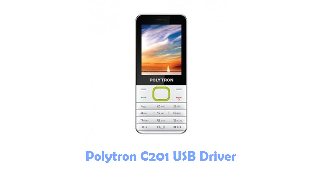 Download Polytron C201 USB Driver
