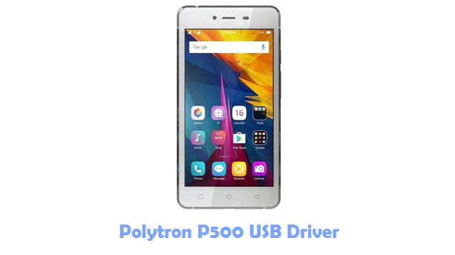 Download Polytron P500 USB Driver