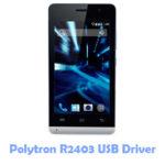 Download Polytron R2403 USB Driver