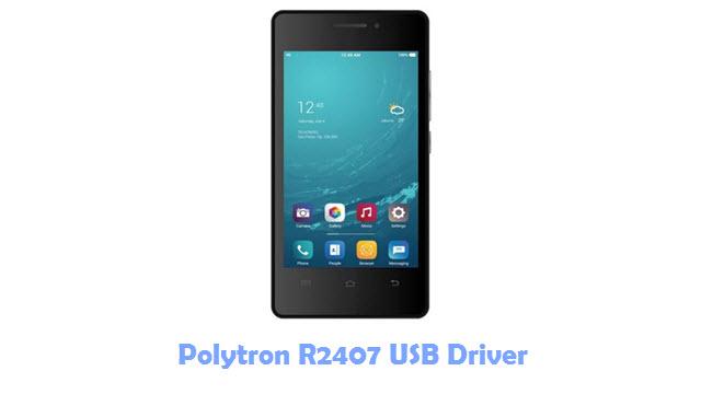 Download Polytron R2407 USB Driver