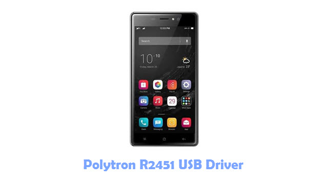 Download Polytron R2451 USB Driver