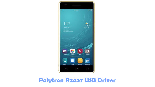 Download Polytron R2457 USB Driver
