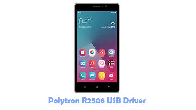 Polytron R2508 USB Driver