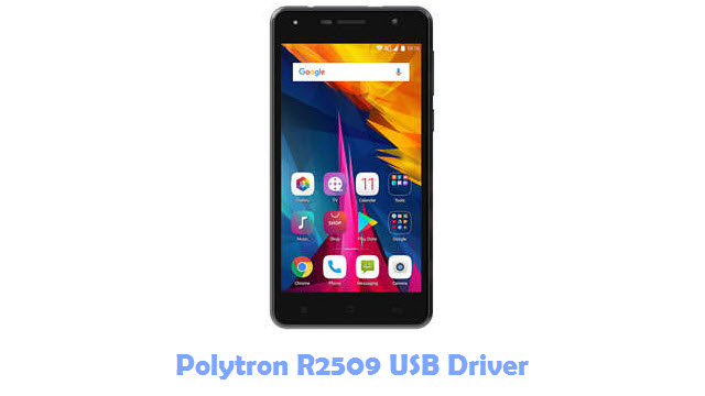 Polytron R2509 USB Driver