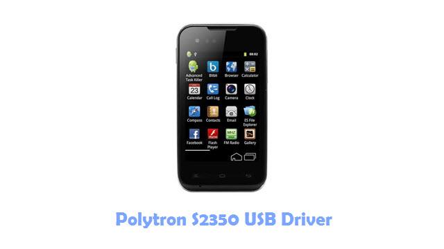 Download Polytron S2350 USB Driver