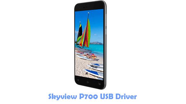 Skyview P700 USB Driver