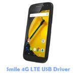 Smile 4G LTE USB Driver