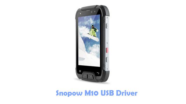Snopow M10 USB Driver