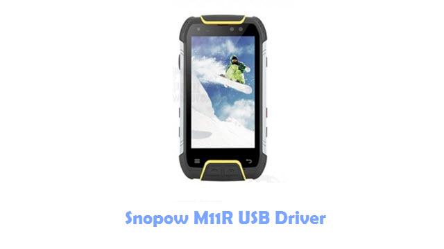 Download Snopow M11R USB Driver