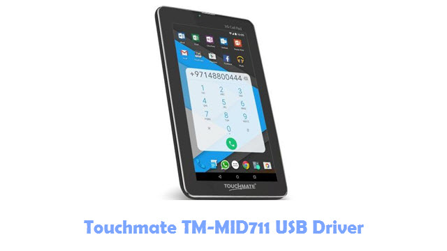 Download Touchmate TM-MID711 USB Driver
