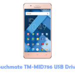 Touchmate TM-MID786 USB Driver