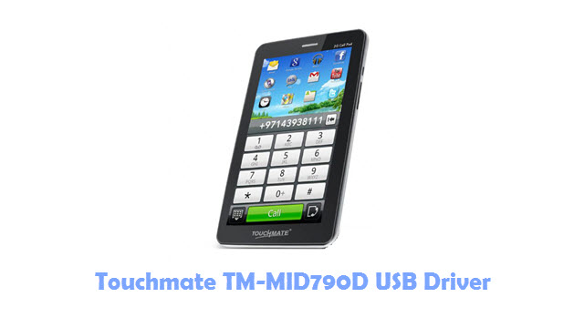 Download Touchmate TM-MID790D USB Driver