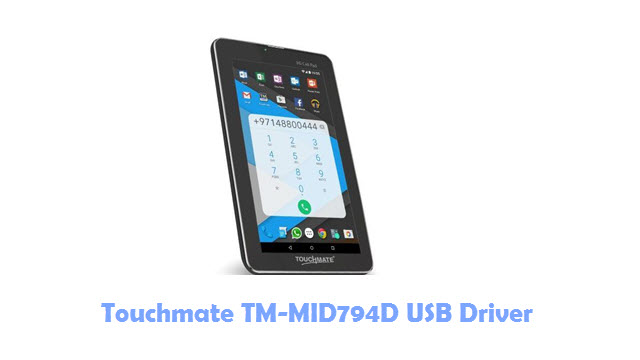 Download Touchmate TM-MID794D USB Driver