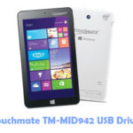 Download Touchmate TM-MID942 USB Driver