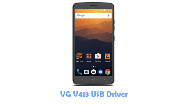 Download VG V413 USB Driver