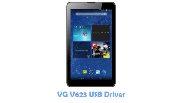 Download VG V623 USB Driver
